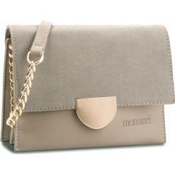 Torebka MONNARI - BAG0580-019 Grey/Beige. Brązowe torebki klasyczne damskie Monnari, ze skóry ekologicznej. W wyprzedaży za 139,00 zł.