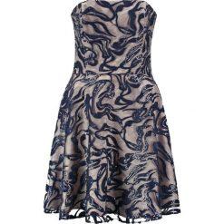 Sukienki: Swing Sukienka koktajlowa ink/gold