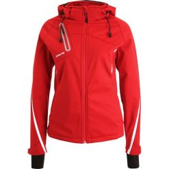 Bomberki damskie: Erima Kurtka Softshell red/white