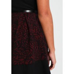 Sukienki: Anna Field Sukienka letnia bordeaux/black