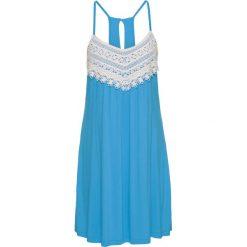 Sukienki: Sukienka letnia bonprix jasnoniebieski