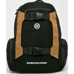 DC - Plecak. Czarne plecaki męskie marki DC, z poliesteru. W wyprzedaży za 239,90 zł.