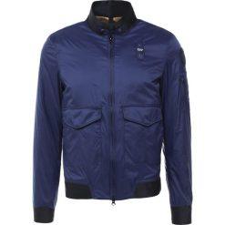 Blauer GIUBBINI CORTI IMBOTTITO OVATTA Kurtka przejściowa blu notte. Białe kurtki męskie przejściowe marki Blauer. W wyprzedaży za 475,60 zł.