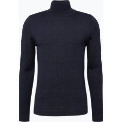Drykorn - Sweter męski – Joey, niebieski. Niebieskie swetry klasyczne męskie DRYKORN, m, z dzianiny. Za 449,95 zł.