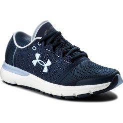 Buty UNDER ARMOUR - Ua W Speedform Gemini Vent 3020663-400 Nvy. Niebieskie buty do biegania damskie marki Salomon, z gore-texu, na sznurówki, gore-tex. W wyprzedaży za 339,00 zł.