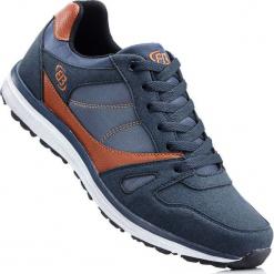 Buty sportowe bonprix ciemnoniebiesko-brązowy. Brązowe buty sportowe damskie bonprix. Za 89,99 zł.