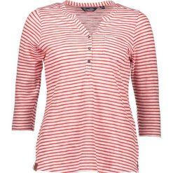 """T-shirty damskie: Koszulka """"Franzea"""" w kolorze czerwono-białym"""