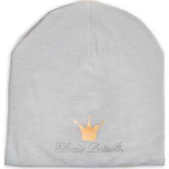 Czapeczki niemowlęce: Elodie Details – czapka Marble Grey, 0-6 m-cy