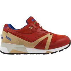 """Buty Diadora N9000 Premium """"Brick Pack"""" (172293-45002). Czerwone buty skate męskie Diadora, z materiału. Za 219,99 zł."""