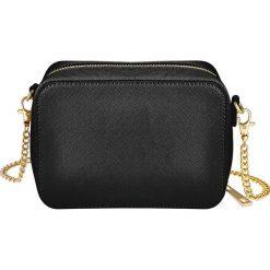 Torebki klasyczne damskie: Mała torebka na ramię bonprix czarny