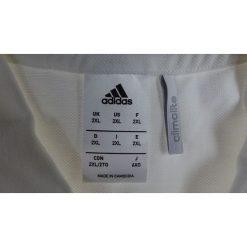 Koszulki do piłki nożnej męskie: Adidas Koszulka piłkarska polo Tiro 17 XXL [outlet]
