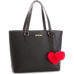 Torebka LOVE MOSCHINO - JC4322PP06KW0000  Nero. Czarne torebki klasyczne damskie Love Moschino, ze skóry ekologicznej. Za 719,00 zł.