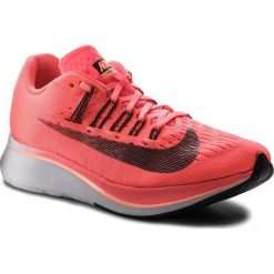 Buty NIKE - Zoom Fly 897821 600 Hot Punch/Black/Crimson Pulse. Czerwone buty do biegania damskie Nike, z materiału, nike zoom. W wyprzedaży za 459,00 zł.