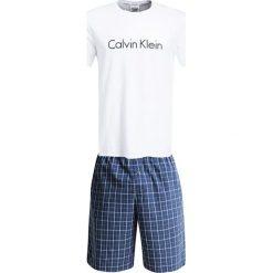 Piżamy męskie: Calvin Klein Underwear CREW SET Piżama bristol plaid