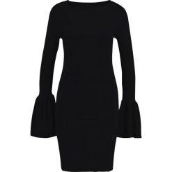 Sukienki dzianinowe: Bardot ARABELLA Sukienka dzianinowa black