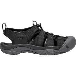 Sandały męskie: Keen Sandały męskie Newport Eco Black/Magnet r. 42.5 (1018803)