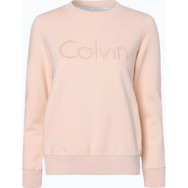 af889e52ae8 Calvin Klein Jeans - Damska bluza nierozpinana, różowy