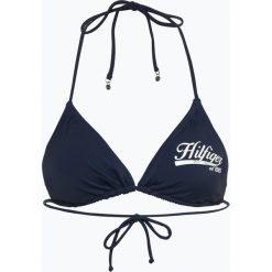 Stroje dwuczęściowe damskie: Tommy Hilfiger - Damski stanik do bikini, niebieski