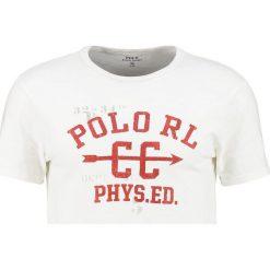 Odzież damska: Polo Ralph Lauren Tshirt z nadrukiem nevis