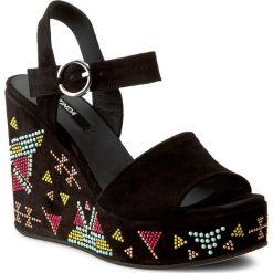 Rzymianki damskie: Sandały ZINDA – 2838 Negro
