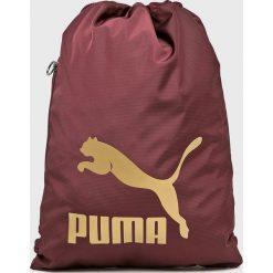 Puma - Plecak. Brązowe plecaki damskie Puma, z poliesteru. Za 79,90 zł.