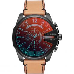 Biżuteria i zegarki: Zegarek DIESEL - Mega Chief DZ4476 Brown/Black
