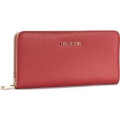 Duży Portfel Damski EVA MINGE - Trinidad 2S 17NB1372182EF 108. Czerwone portfele damskie Eva Minge. W wyprzedaży za 139,00 zł.