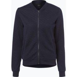 ONLY - Damska bluza rozpinana, niebieski. Czarne bluzy rozpinane damskie marki ONLY, l, z materiału, z kapturem. Za 89,95 zł.
