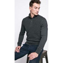 Swetry klasyczne męskie: Tommy Hilfiger – Sweter Ronan