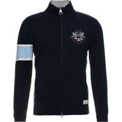 La Martina NERON Kardigan dark blue. Niebieskie kardigany męskie La Martina, m, z bawełny. Za 779,00 zł.