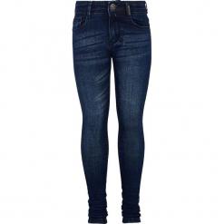 Dżinsy - Super slim fit - w kolorze granatowym. Niebieskie jeansy dziewczęce marki Retour Denim de Luxe, ze skóry. W wyprzedaży za 105,95 zł.