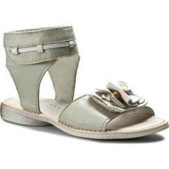 Sandały dziewczęce: Sandały OBEX – 4010/03 Beż
