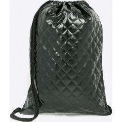 Answear - Plecak Boho Bandit. Szare plecaki damskie ANSWEAR, z poliesteru, boho. W wyprzedaży za 29,90 zł.