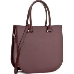 Torebka CREOLE - K10413 Bordo. Czerwone torebki klasyczne damskie marki Reserved, duże. W wyprzedaży za 229,00 zł.