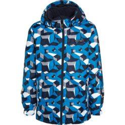 LEGO Wear TEC JAZZ 772 Płaszcz zimowy dark turquise. Niebieskie kurtki chłopięce zimowe marki LEGO Wear, z materiału, sportowe. W wyprzedaży za 367,20 zł.