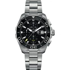 ZEGAREK TAG HEUER AQUARACER 300M CAY211A.BA0927. Czarne zegarki męskie TAG HEUER, ceramiczne. Za 14770,00 zł.