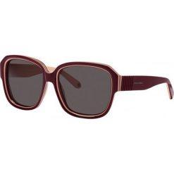 """Okulary przeciwsłoneczne damskie: Okulary przeciwsłoneczne """"SR771105"""" w kolorze czerwono-różowym"""