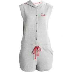 Kombinezony damskie: Wrangler SPORTY PLAYSUIT Kombinezon mid grey mel