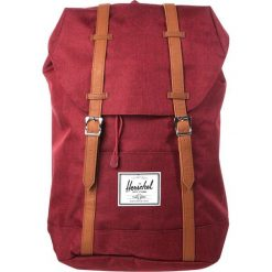 Plecaki męskie: Herschel RETREAT  Plecak winetasting crosshatch/tan