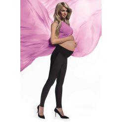 Legginsy ciążowe Ami. Różowe legginsy ciążowe Astratex, z gumy. Za 79,53 zł.
