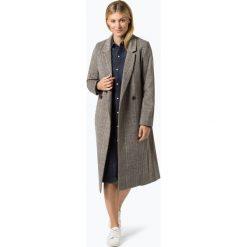 Esprit Collection - Płaszcz damski, szary. Szare płaszcze damskie pastelowe Esprit Collection, s, klasyczne. Za 699,95 zł.