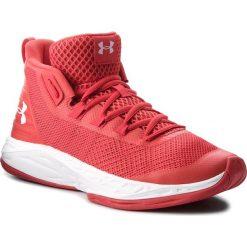 Buty UNDER ARMOUR - Ua Jet Mid 3020623-600 Red. Czerwone buty fitness męskie marki Under Armour, z materiału. W wyprzedaży za 229,00 zł.