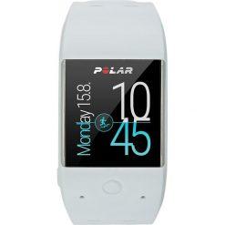 Biżuteria i zegarki: Polar M600 Zegarek cyfrowy white