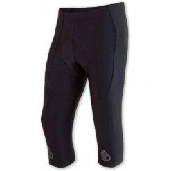 Sensor Męskie Spodenki Z Nogawkami 3/4 Cyklo Race Black M. Niebieskie odzież rowerowa męska marki Oakley, na lato, z bawełny, eleganckie. W wyprzedaży za 167,00 zł.