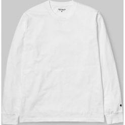 T-shirty męskie: L/S Base T-Shirt White