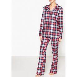 Piżamy damskie: Piżama z koszulą