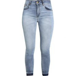 LOIS Jeans CORDOBA EDGE Jeans Skinny Fit summer patinage. Czarne jeansy damskie marki LOIS Jeans, z bawełny. W wyprzedaży za 356,30 zł.