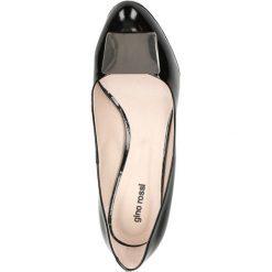 Czółenka LENA. Czarne buty ślubne damskie Gino Rossi, z lakierowanej skóry, na obcasie. Za 249,90 zł.