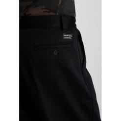Chinosy męskie: Levi's® Line 8 LINE 8 WIDE CROPPED Spodnie materiałowe jet black