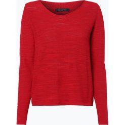 Swetry klasyczne damskie: Marc O'Polo – Sweter damski, czerwony
